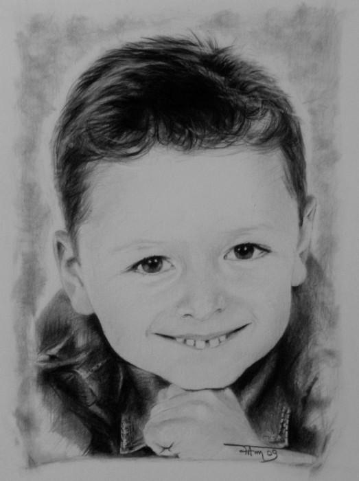 Benjamin 5 ans