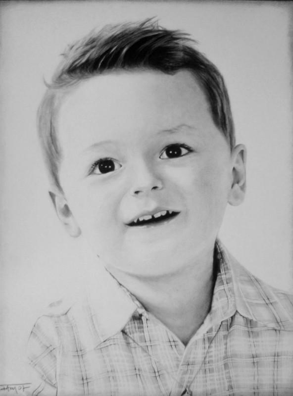 Benjamin 3 ans