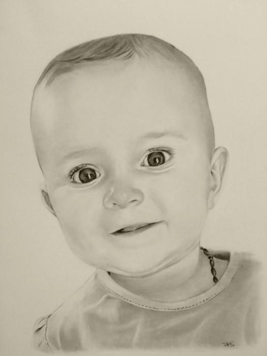 Julie, 6 mois