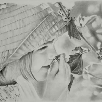 Portraits graphite