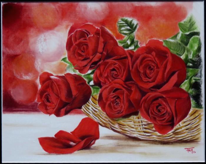 Noces de roses