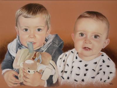 J&J, mes petits chouchous